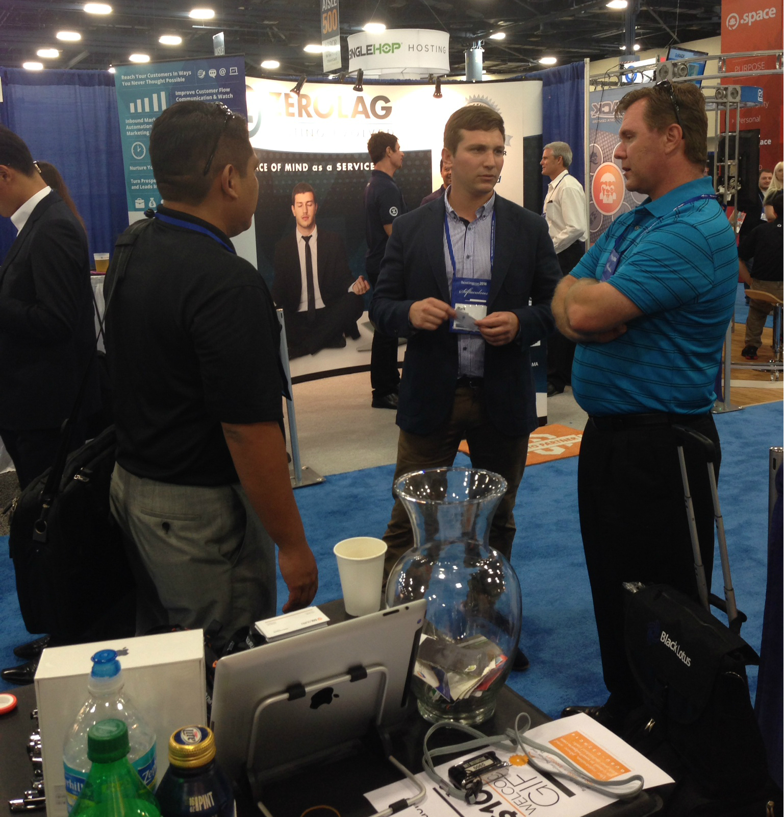HostingCon Global 2014